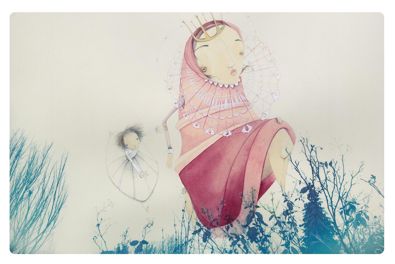 Alice & la Reine Rouge